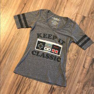 Keep it Classic Nintendo Tee
